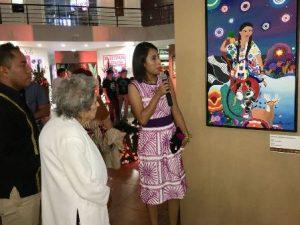 Muestra color y alegría de Oaxaca