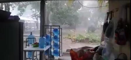 Provoca daños menores tormenta en el Istmo de Tehuantepec: CEPCO