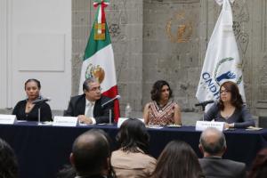 """Presentan el documental """"Ser Frontera""""."""