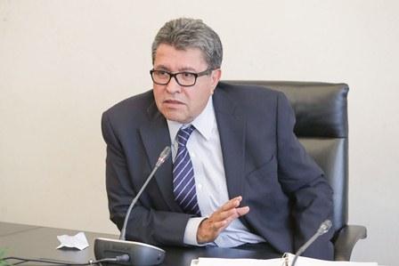 Senador y presidente de la Jucopo