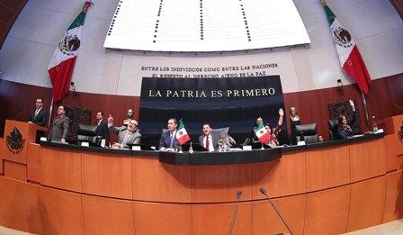 Grupos parlamentarios del Senado
