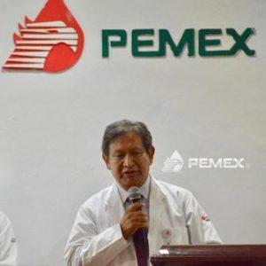 Nuevo director del Hospital General de Pemex en Salina Cruz