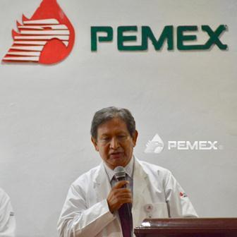 Asume Antonio Jiménez Chávez dirección del Hospital General de Pemex en Salina Cruz