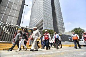 Por sismo en 140 instalaciones del país