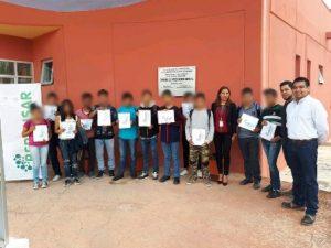 "La Delegación Oaxaca de la PGR inició el segundo grupo del programa ""Repensar""."