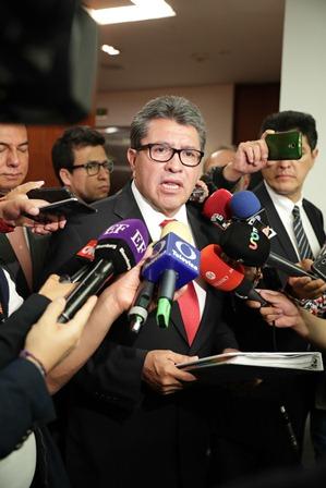 Senador del partido Morena
