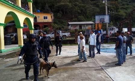 Ejecutan Plan de Búsqueda de dos personas probablemente desaparecidas en Oaxaca