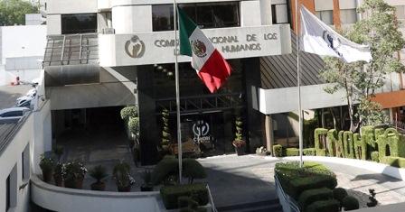 Reitera CNDH solicitud de protección de personas defensoras de derechos humanos y periodistas
