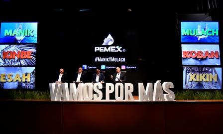 Descubre Pemex importantes yacimientos de crudo ligero en aguas someras de las Cuencas del Sureste