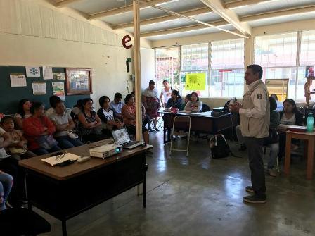 Reanudan clases este lunes 15 en el sistema educativo donde hubo suspensión por lluvias