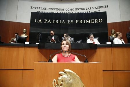 Senadora del PAN