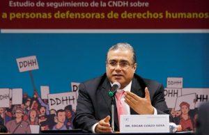 Quinto visitador General de la CNDH