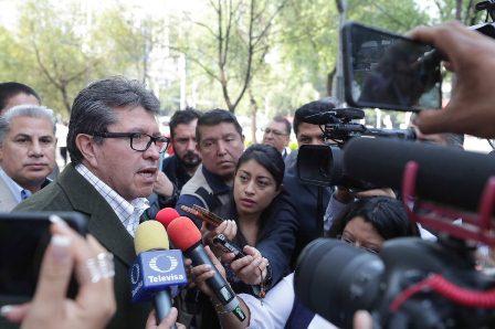 Coordinador del Grupo Parlamentario de Morena