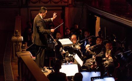 Ofrece concierto en el Teatro Macedonio Alcalá