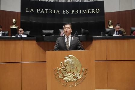Urge Grupo Parlamentario del PRD