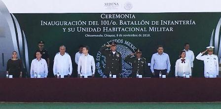 En Chiapas y Oaxaca