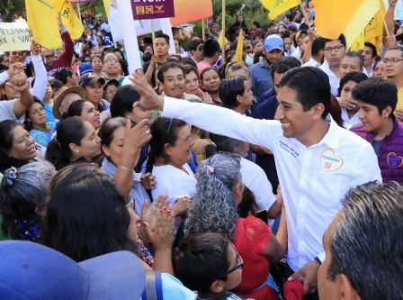 Presidente municipal de Xoxocotlán