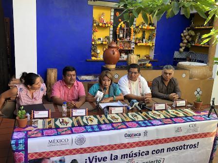 Participarán 48 agrupaciones en Concierto Monumental de Bandas de Viento