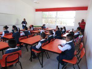 Estas acciones generan un ambiente armónico en instituciones educativas.