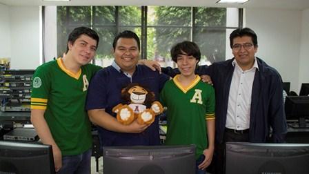 Estudiantes de la Escuela de Ingenierías