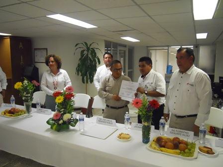 Pemex TAD Salina Cruz