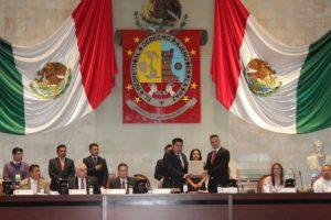 Entrega Ejecutivo a Legislativo