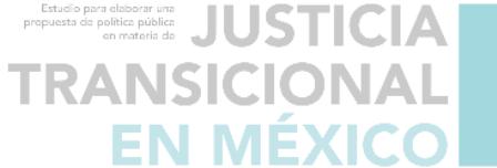 Política pública de justicia transicional
