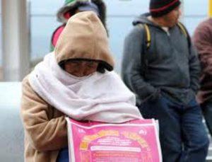 Contra la influenza en Oaxaca