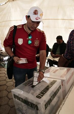 Solicita IEEPCO a Congreso de Oaxaca intervención para garantizar libre ejercicio del cargo de presidentas municipales