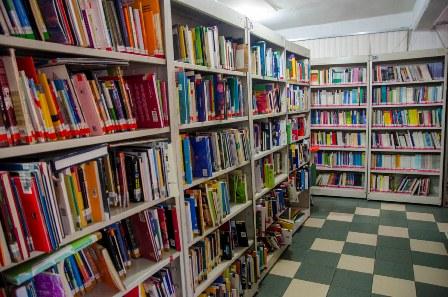"""Biblioteca """"José Vasconcelos"""" del IEEPO, espacio de apoyo para la docencia e investigación"""