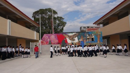 Comunidades originarias en Oaxaca