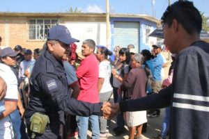 Conocerán la situación que se vive en las colonias que integran las 13 agencias del municipio.