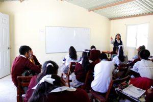 Regresaron a clases este 7 de enero, luego del periodo vacacional decembrino.