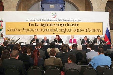 Alternativas y Propuestas para la Generación de Energía, Gas y Petróleo