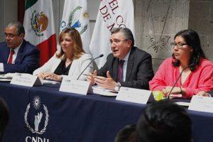 González Pérez demandó desarrollar una cultura de convivencia y respeto.