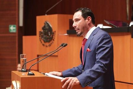 Senador del Grupo Parlamentario del PAN