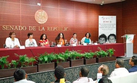 Confían que se logrará el reconocimiento constitucional de los pueblos afromexicanos