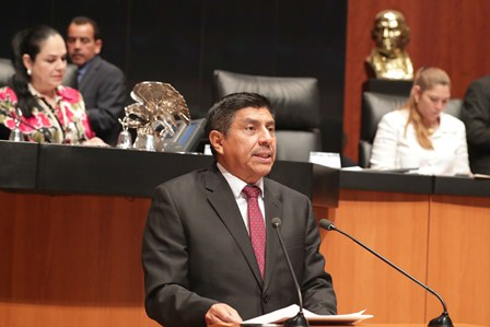 Senador de Morena