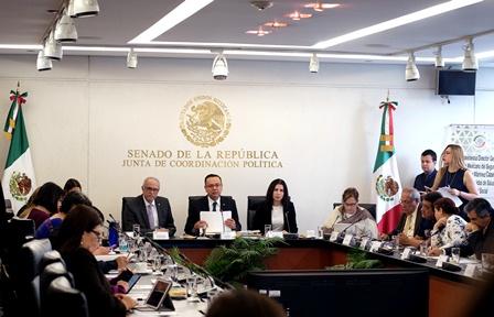 Comprometido IMSS con la gratuidad de consultas y medicamentos: Martínez Cázares