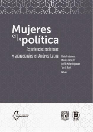 Presenta IBD libro sobre la participación política de las mujeres