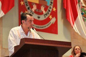 Diputado local de la LXIV Legislatura