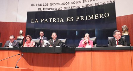 Avala Senado terna para elegir a ministra de la Suprema Corte