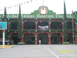 Soledad Salinas, San Pedro Quiatoni