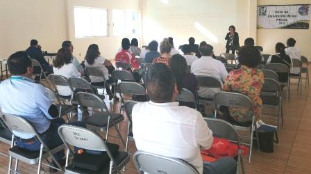 Realiza IMSS taller sobre mejora de prácticas de transformación de clima y cultura organizacional