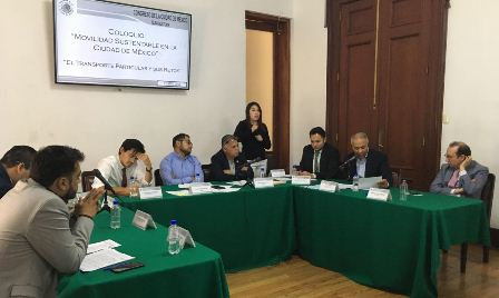Dirigente de Taxistas Organizados de la Ciudad de México