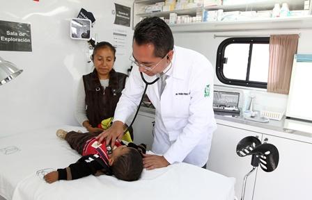 En México, uno de cada cuatro niños menores de cuatro años padece anemia