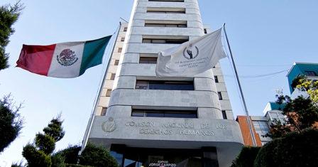 Expresa CNDH total rechazo a agresiones