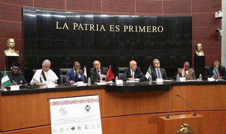 Buscan consolidar relaciones México – África; Definido como el Continente del futuro