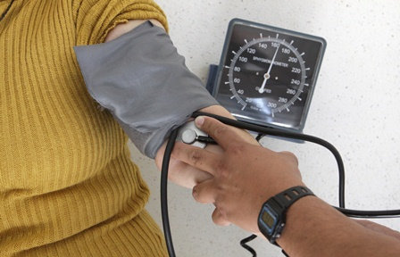 Hipertensión arterial