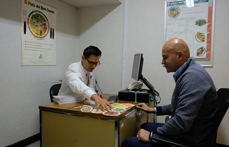 Más de 7.5 millones de hombres recibieron acciones preventivas para el cuidado de su salud